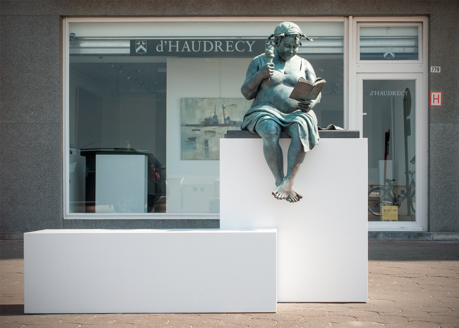 d'Haudrecy Art Gallery Knokke Belgium